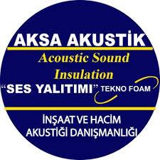 Aksa Akustik Ses Yalıtım Sistemleri