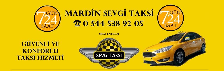Mardin Sevgi Taksi Durağı